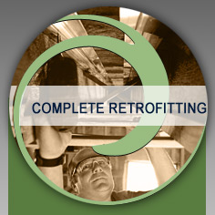 Complete Retrofitting